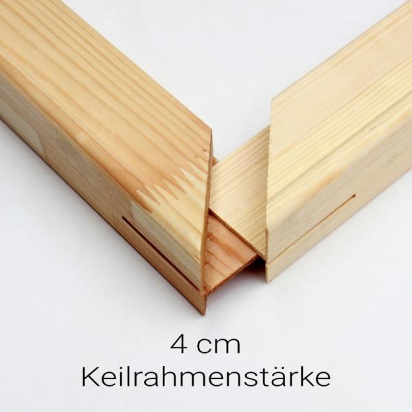 Keilrahmenleisten für Keilrahmen Bilder 70cm 10 Stück
