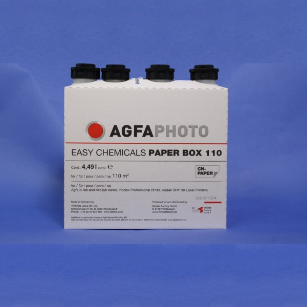 Easy Chemicals Paper Box 110